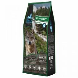 Wolf's Mountain Wild Forest...