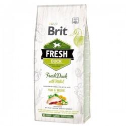 BRIT FRESH Duck with millet...